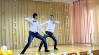 Артём и Рашад - Лезгинка