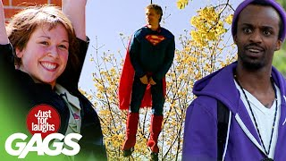 Best of Super Hero Pranks | Just For Laughs Compilation Compilation