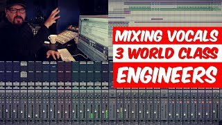 Mixing Vocals With 3 World Class Engineers & Everything Bundle Giveaway - Produce Like A Pro