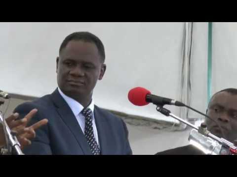 Rev R Zulu AFMA Overseer sermon during 2016 Camp Meeting 14 Dec 2016 Afternoon part 3