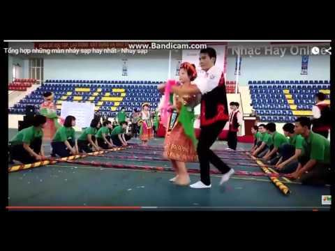 Những điệu nhảy sạp tây bắc đẹp nhất 2015