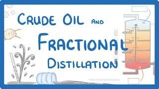 GCSE Chemistry - Crude Oil and Fractional Distillation #45