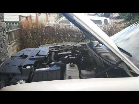 VCT solenoid diagnostics on 5.4l Ford engine