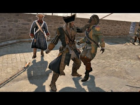 Assassin's Creed 3 Captain Kidd Outfit & Sawtooth Sword ( New York Combat )
