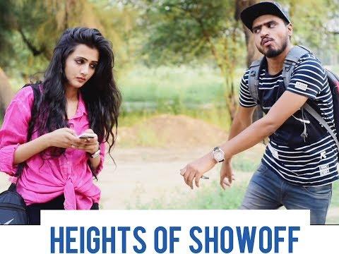 Heights Of SHOW OFF - Vine - Amit Bhadana