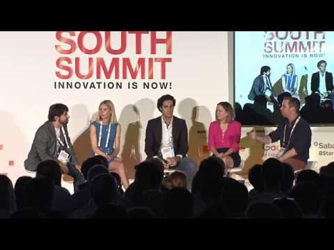 SOUTH SUMMIT 2016 - Revolutionising the banking system through APIs