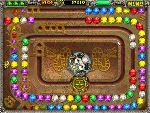 Zuma Deluxe Free Download Full Version PC Game Setup
