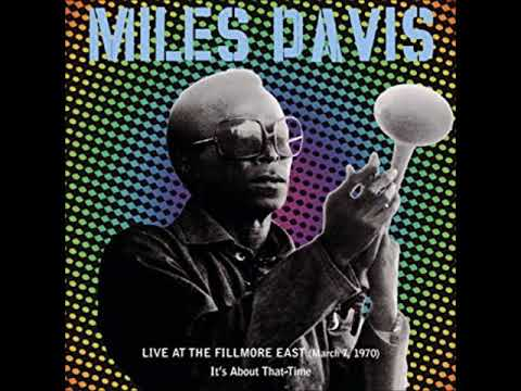 Miles Davis / LIve at the Fillmore East (Disc2)