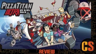 PIZZA TITAN ULTRA - PS4 REVIEW