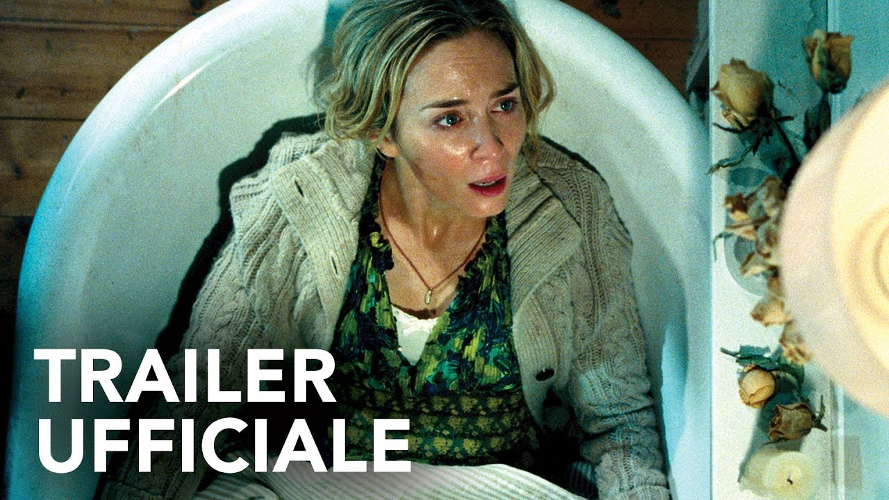 A Quiet Place - Un posto tranquillo | Trailer Ufficiale HD | Paramount Pictures 2018