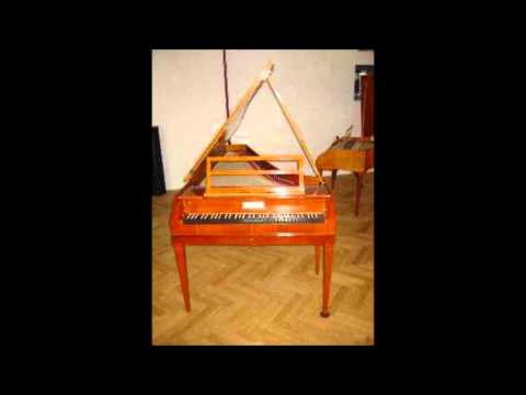 Joseph Haydn Piano Sonatas, Fortepiano after Schantz 1790