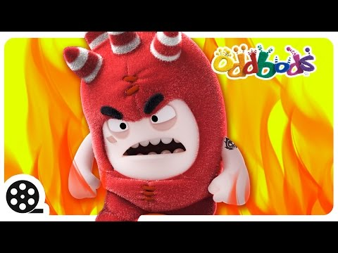 Oddbods  FURIOUS FUSE  Mini Cartoon Movie