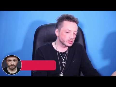 Глеб Самойлов (The MATRIXX ex-Агата Кристи) играет в HTC Vive (31.10.16)