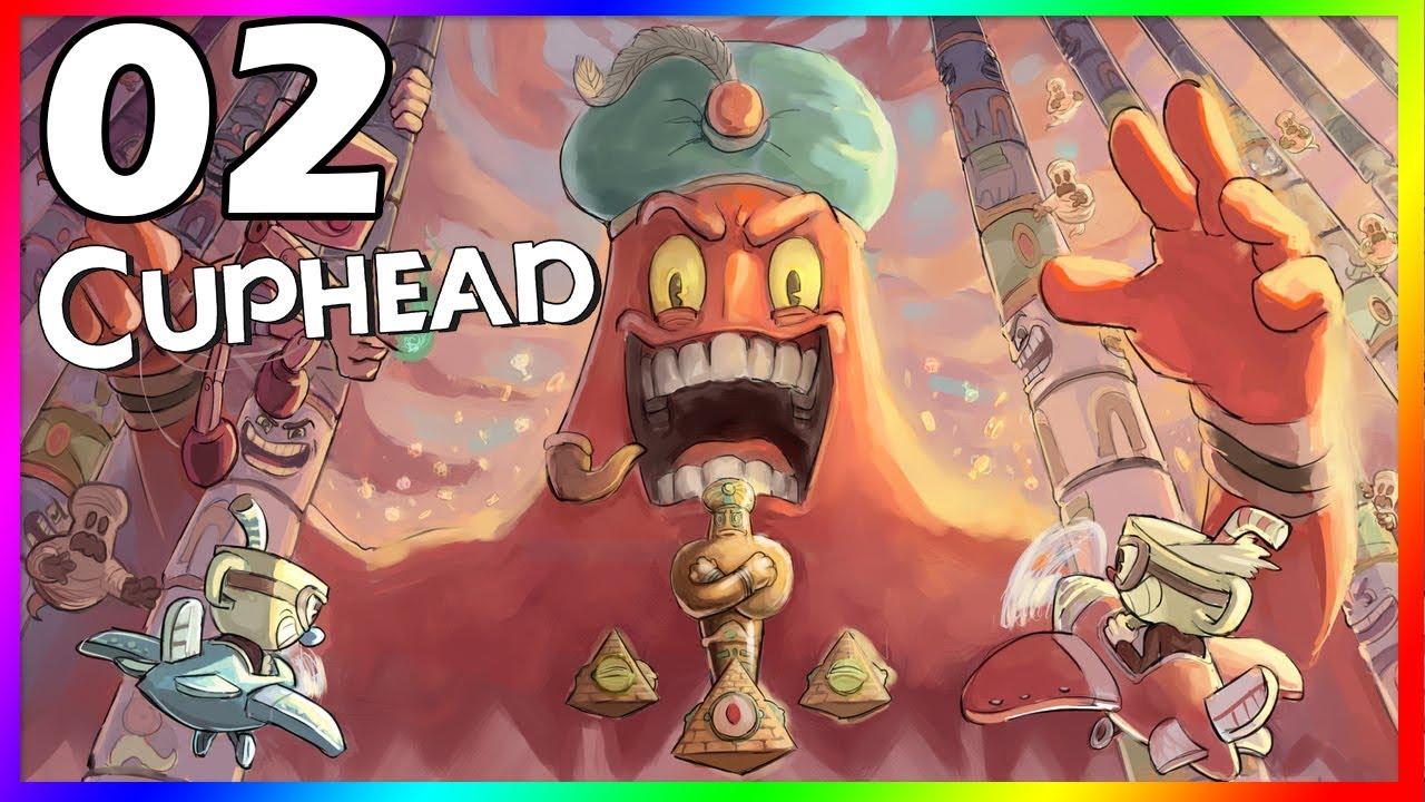 Cùng Chơi Cuphead #2 Aladin và CÂY ĐÈN THẦN