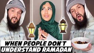 When people don't understand RAMADAN #shorts