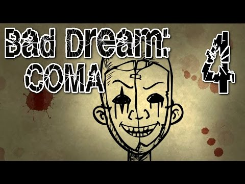 Bad Dream: Coma - This Is Going To Hurt (BAD ROUTE) Manly Let's Play [ 4 ]