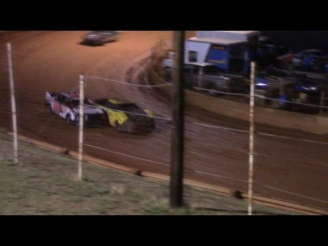 Winder Barrow Speedway Stock Four Cylinder Heat Races 6/18/16