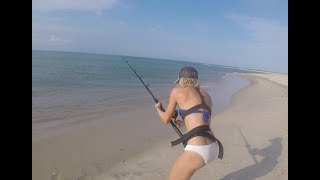 THIS GIRL CATCHES BIG FISH! | KRISTI'S TROPHY CATCHES AND BEST OF SUMMER 2017