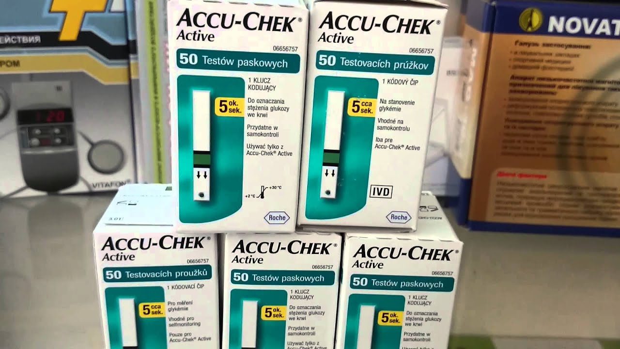 Blood Glucose Monitoring: ACCU-CHEK Nano SmartView System - YouTube