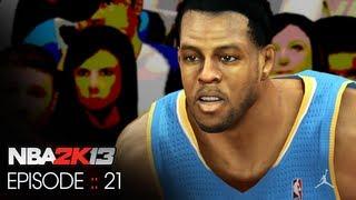 BdoubleO Plays NBA 2k - NBA 2k13 :: Denver Nuggets