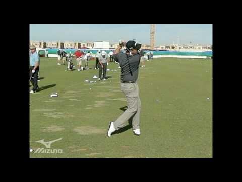 Gary Orr Slo-Mo, Abu Dhabi 2010 (MP-68 6Iron)