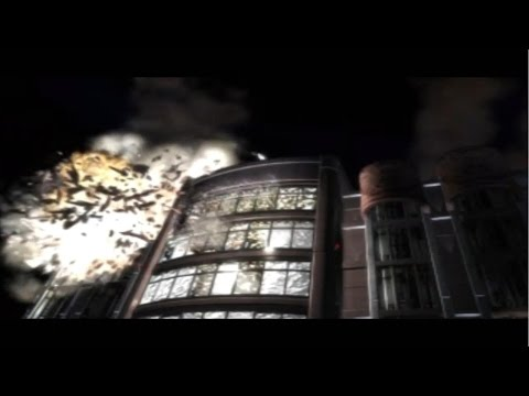 Parasite Eve II Part 5: The John McClane Special