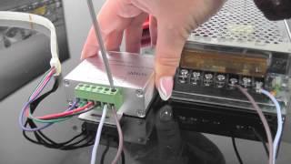 Подключение светодиодной ленты Gauss