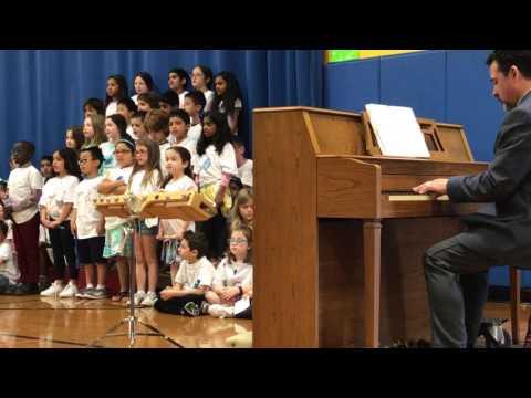 Concord Road Elementary School Ardsley, NY / Bird Songs 2017