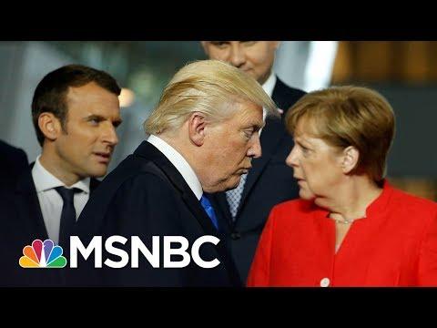 Donald Trump's Presidency And Its Impact On Europe | Morning Joe | MSNBC