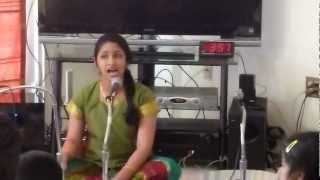 Evari Bodhana - senior day Ma 30 2013