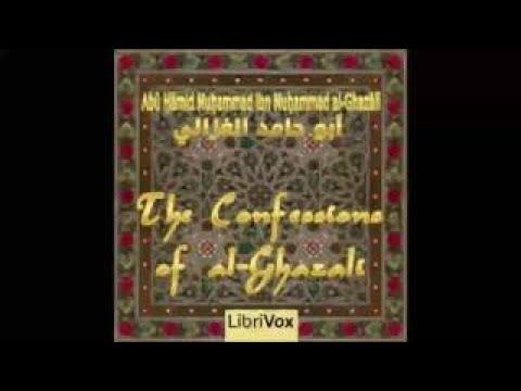 The Confessions of al Ghazali FULL AUDIO BOOK ENGLIH