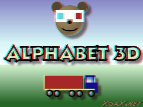 S Alphabet 3d Children's:...