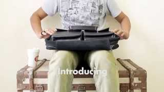 Tabolap Laptop Bag With Innovative Built-in Table Platform