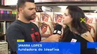 Video IdeaFixa | Lançamento do livro download MP3, 3GP, MP4, WEBM, AVI, FLV Februari 2018