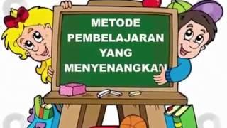 Video Pembelajaran 'Belajar Bahasa Indonesia Yang menyenangkan'