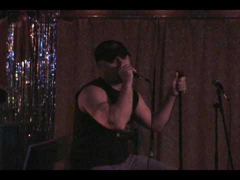 Chad karaoke Anything But Mine