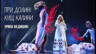 Ірина Федишин - При долині кущ калини \\ LIVE (концертне шоу \