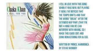 Chaka Khan - I Feel For You (DJ Emphatic edit)