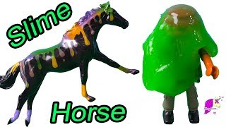 Slime Horse ! Spirit Riding Free