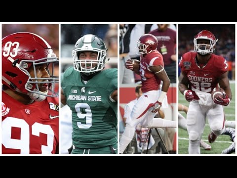 "Washington Redskins 2017 NFL Draft Highlights ||""Welcome To DC""