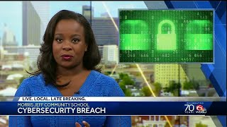 New Orleans school hit by cyberattack