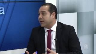 Secretário da SEPLAG Rosman Pereira - TV Atalaia Entrevista - 06/07/2017 - Bloco 2
