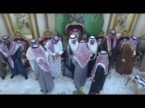 حفل زواج الملازم اول/ خالد بن مزعل بن جليدان الرشيدي