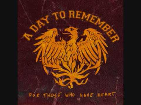 Since U been Gone - A Day to Remember