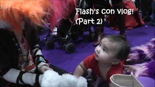 Video Flash's con vlog! (Episode 2) download MP3, 3GP, MP4, WEBM, AVI, FLV Agustus 2018