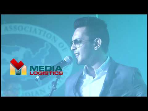 Aditya Naryan and Indian Idol Jr's - a Media Logistics Production
