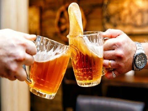На удивление в пиве нашли потрясающее свойство