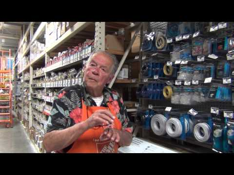 Hugh talks about making and installing UTP cables for Ethernet