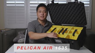 Pelican 1535 Air Case Review - TSA / Airline Approved Carry On