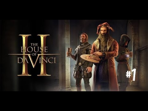 The house of da vinci II #1 ( android ) |